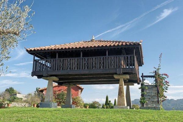 Apartamentos Rurales El Mirador de Cazanes - фото 18