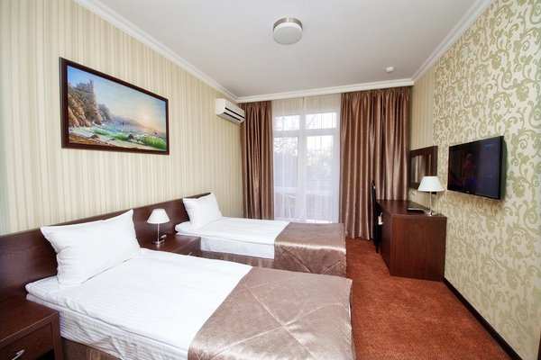 Отель Фаворит - фото 2