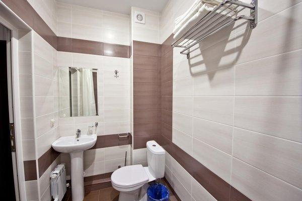 Отель Фаворит - фото 8