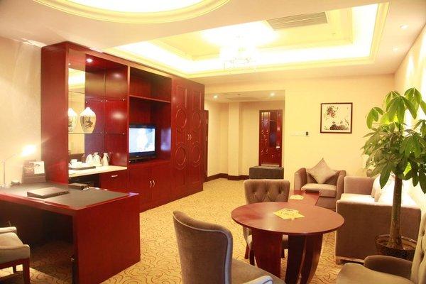 Shen Zhou 7 Star Hotel - фото 7