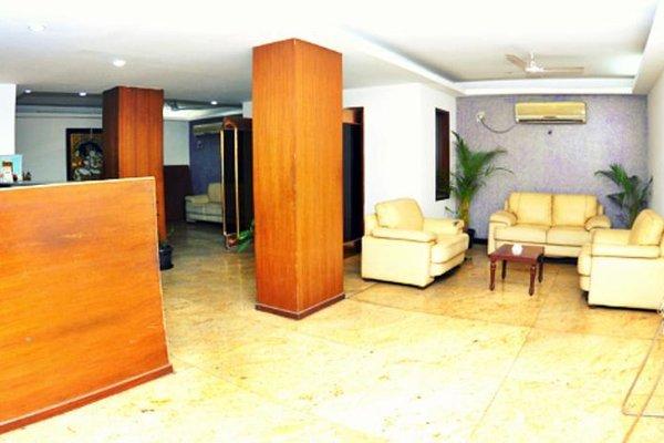 Hotel Shridevi Park - фото 12