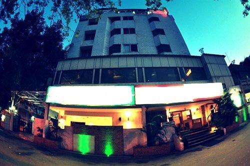 Hotel Shridevi Park - фото 16