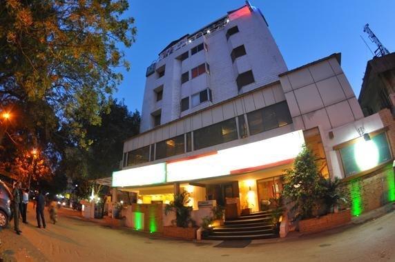 Hotel Shridevi Park - фото 17