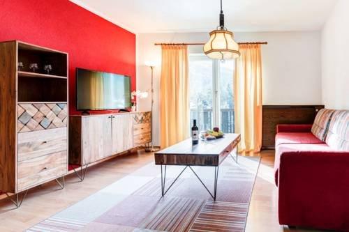 Appartementhaus Bergland - фото 9