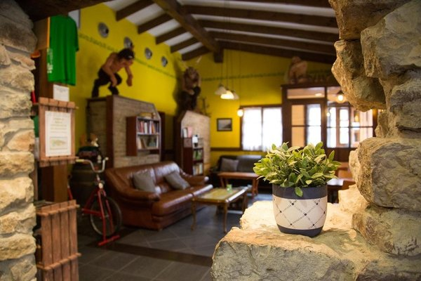 Hotel Balcon de Aguera - фото 8