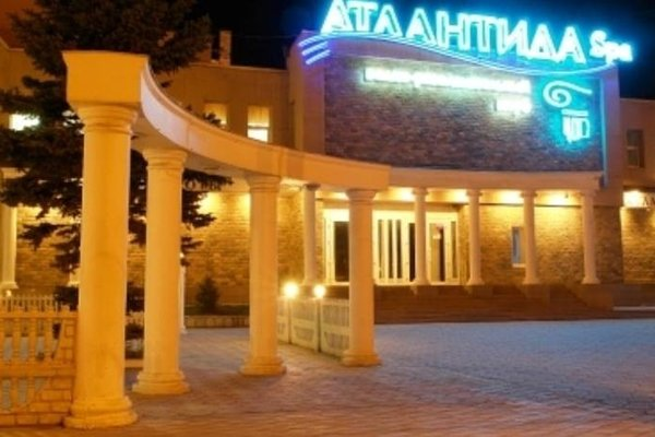 Hotel Atlantida Spa - фото 16
