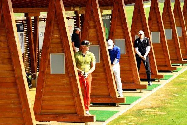 Golf Hotel Kaskada Brno - фото 16