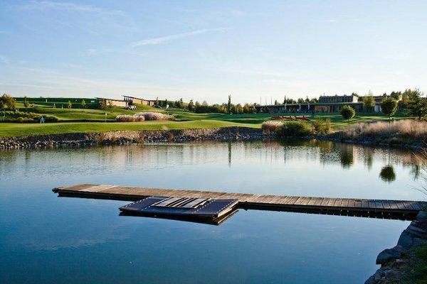 Golf Hotel Kaskada Brno - фото 22