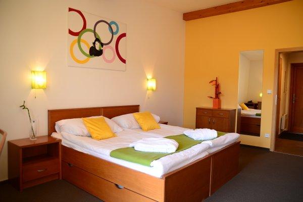 Golf Hotel Kaskada Brno - фото 4