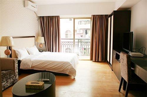 U Hotel South Pearl SOHO Apartment, Гуанчжоу