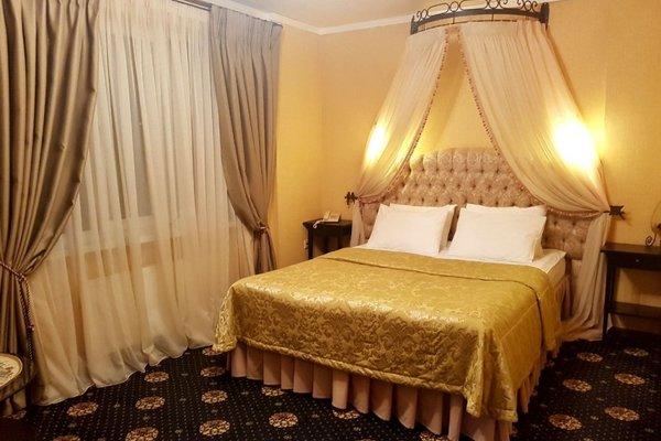 Отель Гости - фото 2