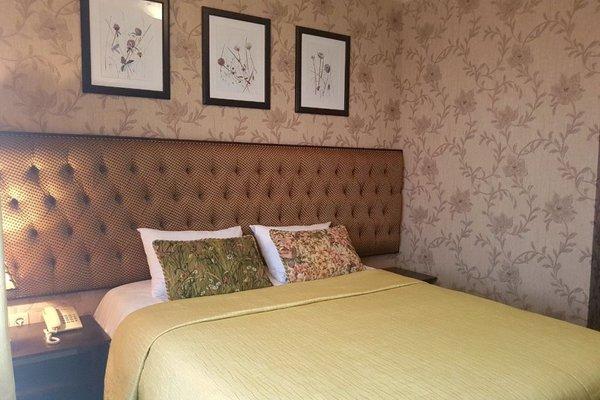 Отель Гости - фото 5