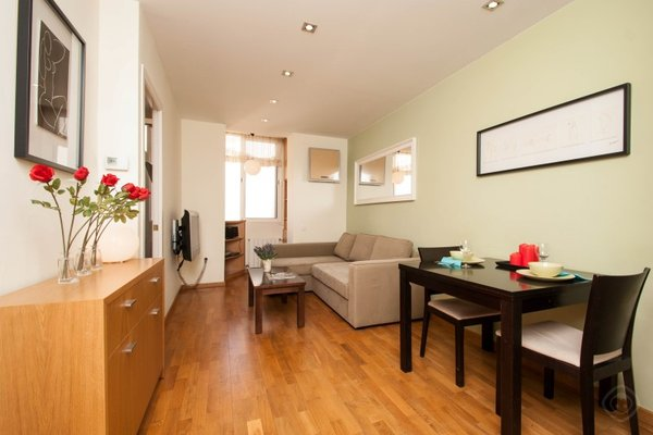 Gracia Garden Apartment - фото 1