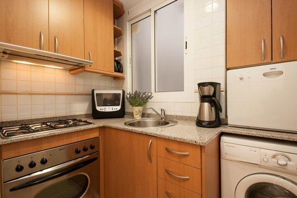 Gracia Garden Apartment - фото 10
