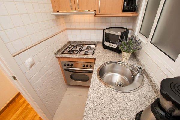 Gracia Garden Apartment - фото 12