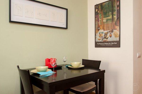 Gracia Garden Apartment - фото 9