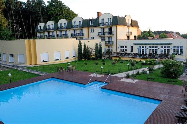Spa Hotel Diana - фото 20