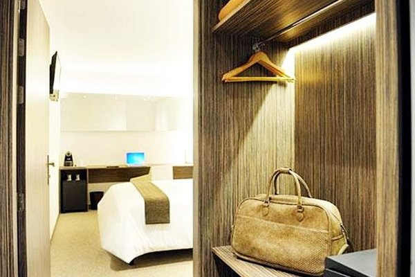 Air Rooms Madrid Airport By Premium Traveller - фото 48