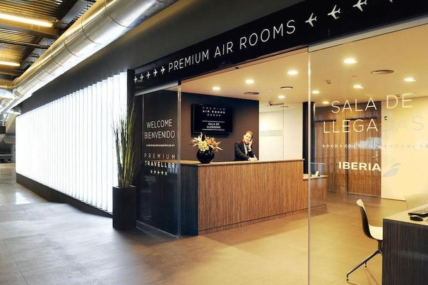 Air Rooms Madrid Airport By Premium Traveller - фото 17