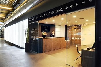 Air Rooms Madrid Airport By Premium Traveller - фото 18