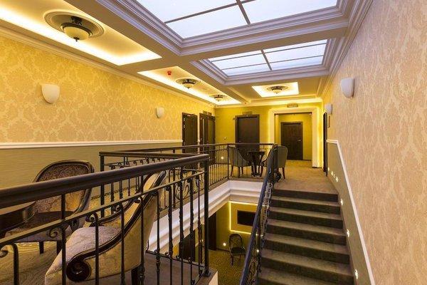 Hotel Dvorana - фото 16