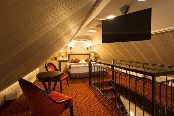 Hotel Dvorana - фото 17