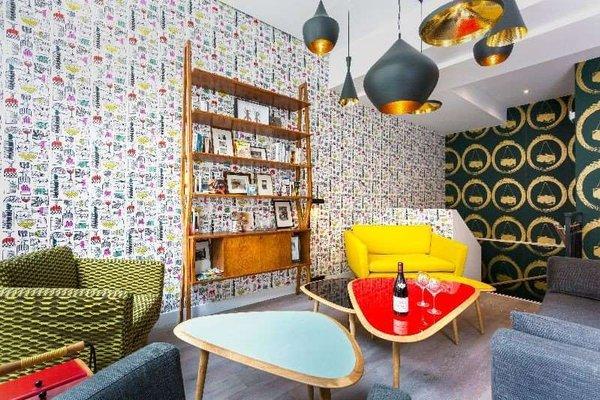 Hotel Crayon Rouge by Elegancia - фото 5