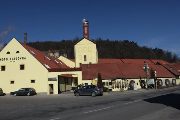 Hotel Sladovna - фото 19