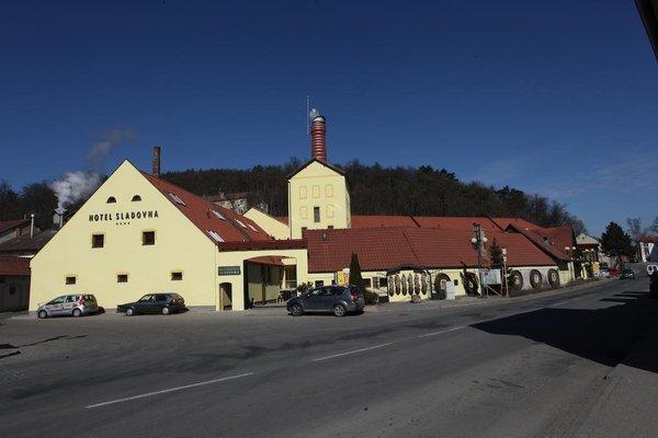 Hotel Sladovna - фото 20