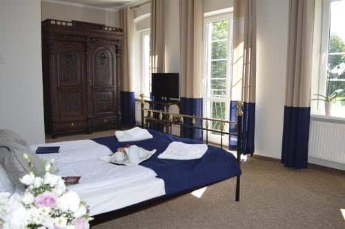 Hotel Ksiezycowy Dworek - фото 0