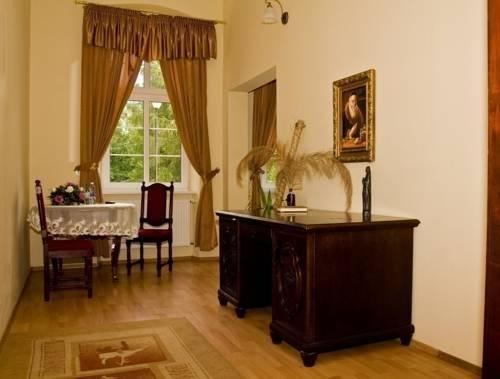 Hotel Ksiezycowy Dworek - фото 9