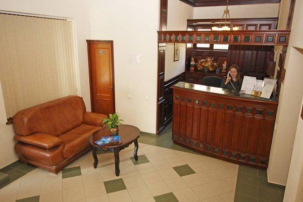 Отель Татьяна - фото 15