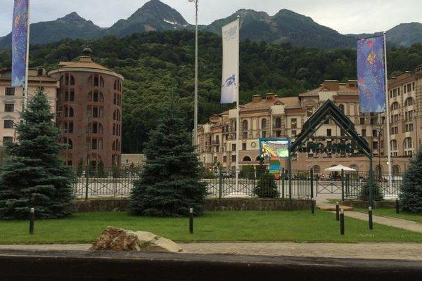 Отель Татьяна - фото 23