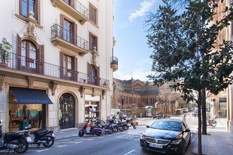 Апартаменты Thesuites Barcelona - фото 50