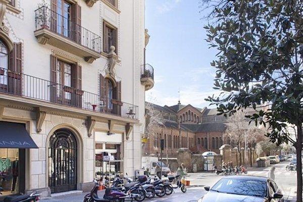 Апартаменты Thesuites Barcelona - фото 20