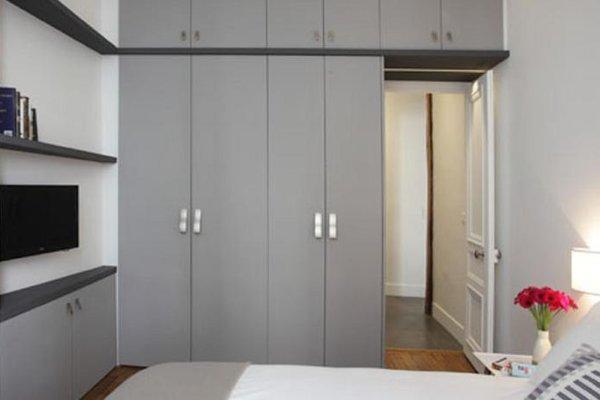 Two bedroom Le Marais / Pompidou - фото 16