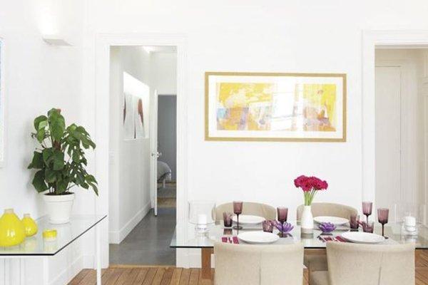 Two bedroom Le Marais / Pompidou - фото 3