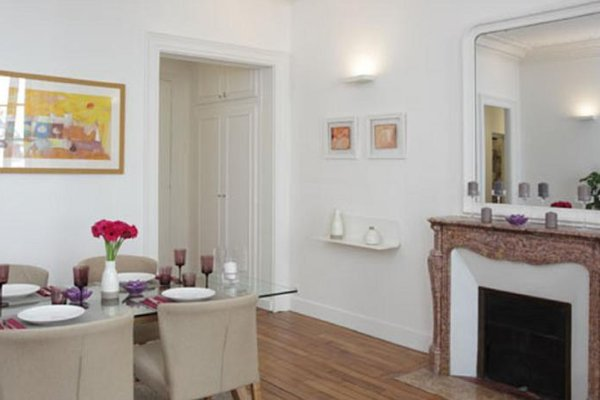 Two bedroom Le Marais / Pompidou - фото 8