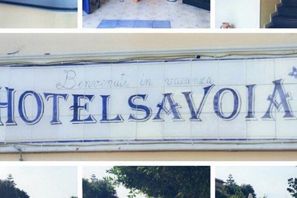 Гостиница «ALBERGO SAVOIA», Остров Просида