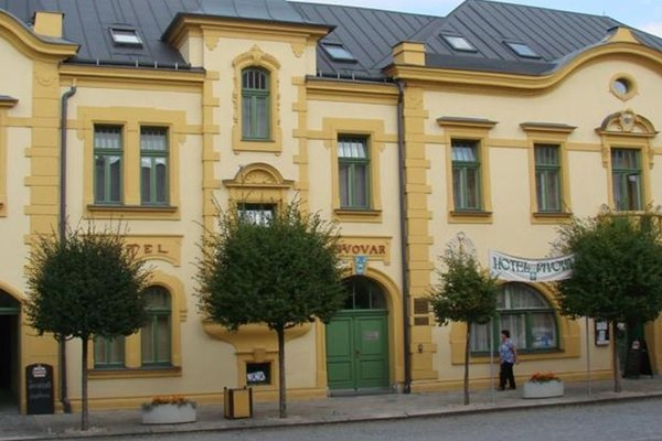 Pivovarsky Hotel - фото 23