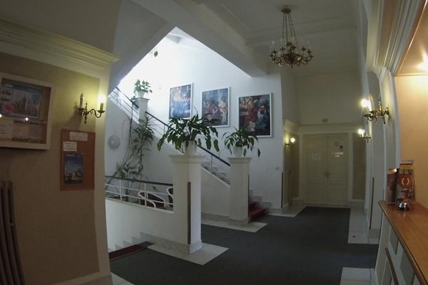 Wellness Hotel Central - фото 19