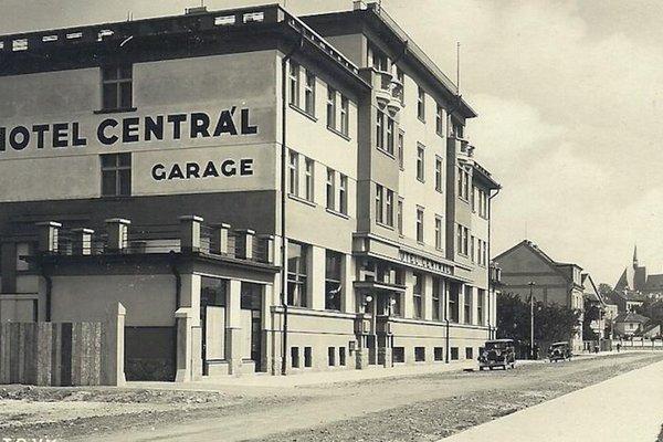 Wellness Hotel Central - фото 22