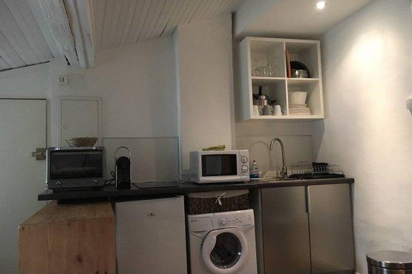 Appartement de l'Amandier - фото 16
