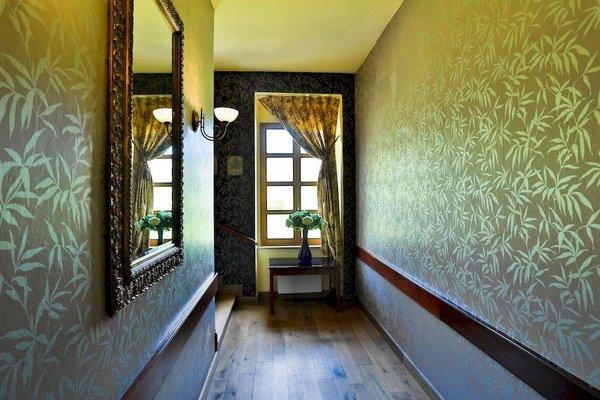 Romantic Hotel Mlyn Karlstejn - фото 13