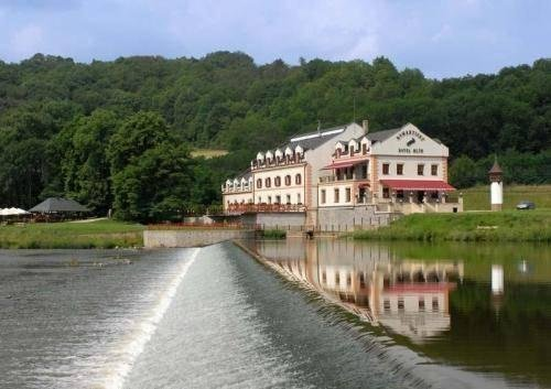 Romantic Hotel Mlyn Karlstejn - фото 20
