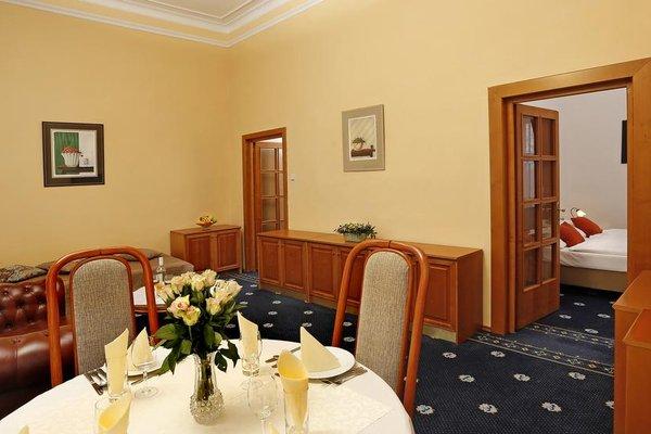 Lazensky Hotel Smetana - Vysehrad - фото 11
