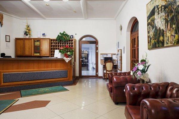 Lazensky Hotel Smetana - Vysehrad - фото 14