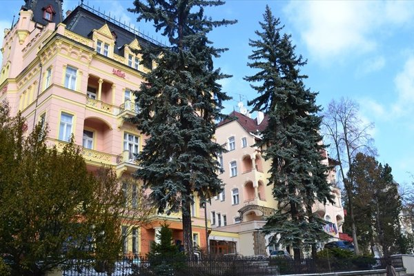 Lazensky Hotel Smetana - Vysehrad - фото 22