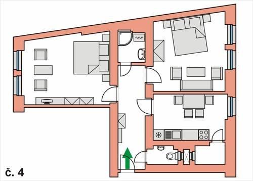 Apartmany U Thermalu - фото 21
