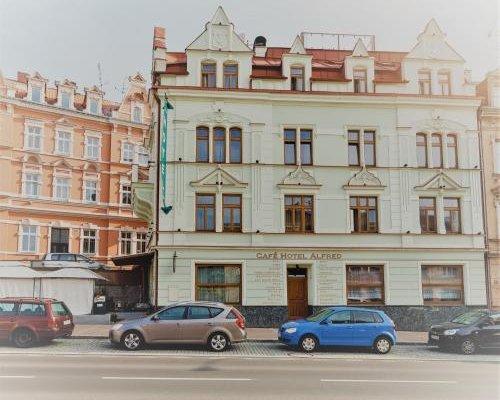 Hotel Alfred - фото 22